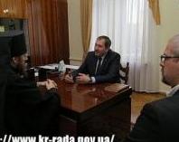 Влада Кіровограду знайде місце для кафедрального собору УПЦ КП