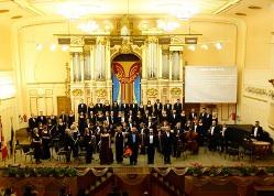 Київський симфонічний оркестр і Національна академічна капела «Думка» виконають ораторію Генделя «Ізраїль в Єгипті»