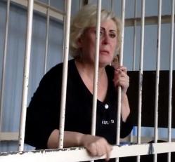 Бывший мэра Славянска рассказала суду о размещении боевиков в Святогорской лавре