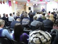 Христиане провели в Киеве конференцию «Есть ли жизнь после свадьбы?»