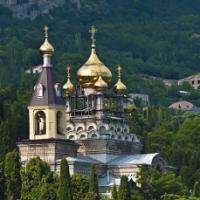 У священника УПЦ «возвышенное настроение» от «воссоединения Крыма с Россией»