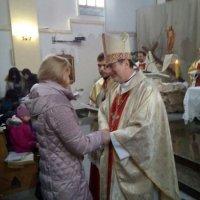 Католики відсвяткували Великдень. Папський нунцій — у Донецьку