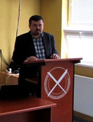 Директор богословсько-історичного центру Мукачівської єпархії УПЦ прочитав лекцію католикам Словаччини