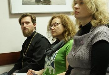 Преодолевая скорбь. О чем говорили на семинаре в Ирпене