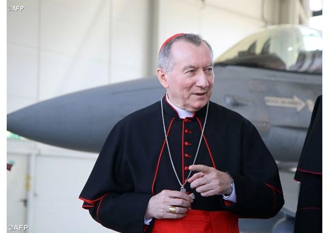Державний секретар Ватикану здійснить візит до України