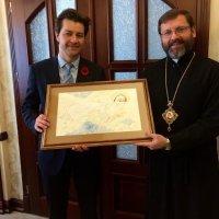 Глава УГКЦ обговорив з міністром культури державно-церковні відносини