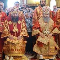 Глава УПЦ посетил Банченский монастырь, восставший против Патриарха Кирилла