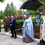 У Тернополі священики УАПЦ і УГКЦ освятили каплиці для військовослужбовців