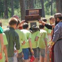 Православная «Дружина Ильи Муромца» набирает в летний лагерь детей из зоны АТО и просит помочь финансированием