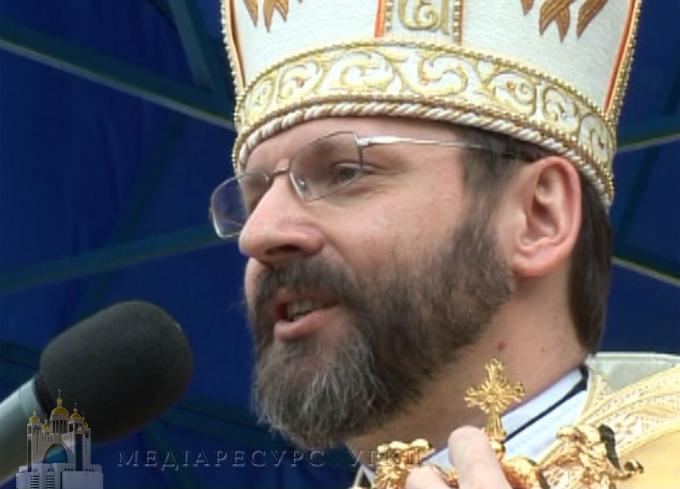 Глава УГКЦ: «Україна зробила вибір на користь європейської сім
