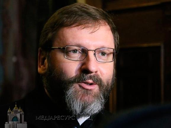 Глава УГКЦ висловив свою солідарність з журналістами, які пишуть правду