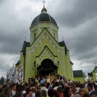 На Тернопільщині звели церкву на місці складу отрутохімікатів