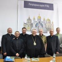 Глава УПЦ Канади у складі делегації капеланів відвідує Україну