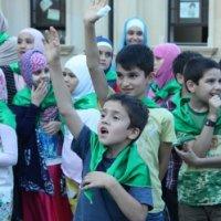 При Духовном управлении мусульман Украины организован международный детский лагерь «Дорога добра»