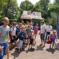 Дети из зоны АТО прошли реабилитацию в христианском лагере «Небесный»