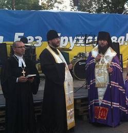 Єпископи взяли участь в одеському «Марші традиційних цінностей»