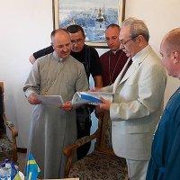 Делегація УАПЦ обговорює у Швеції духовно-культурну підтримку діаспори