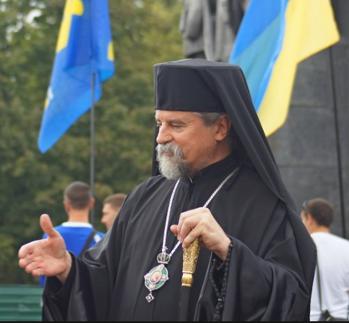 """Архієпископ Ігор Ісіченко: """"Маємо ціле ґроно представників протестантських визнань, які формували українську культуру"""""""