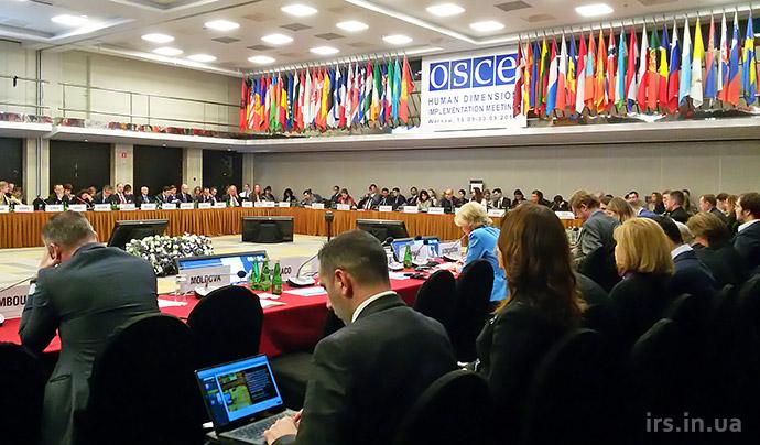 Інститут релігійної свободи ініціює в ОБСЄ спеціальний звіт про ситуацію з правами людини на Донбасі