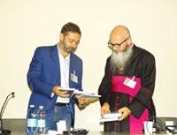 В Італії презентували видавничі проекти міжнародного Інституту афонської спадщини в Україні