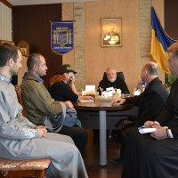 Єпархія УАПЦ співпрацюватиме з Закарпатським товариством інвалідів над створенням соціального центру