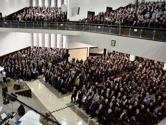 """Всемирный конгресс пятидесятников призвал """"ДНР"""" освободить украинского религиоведа"""