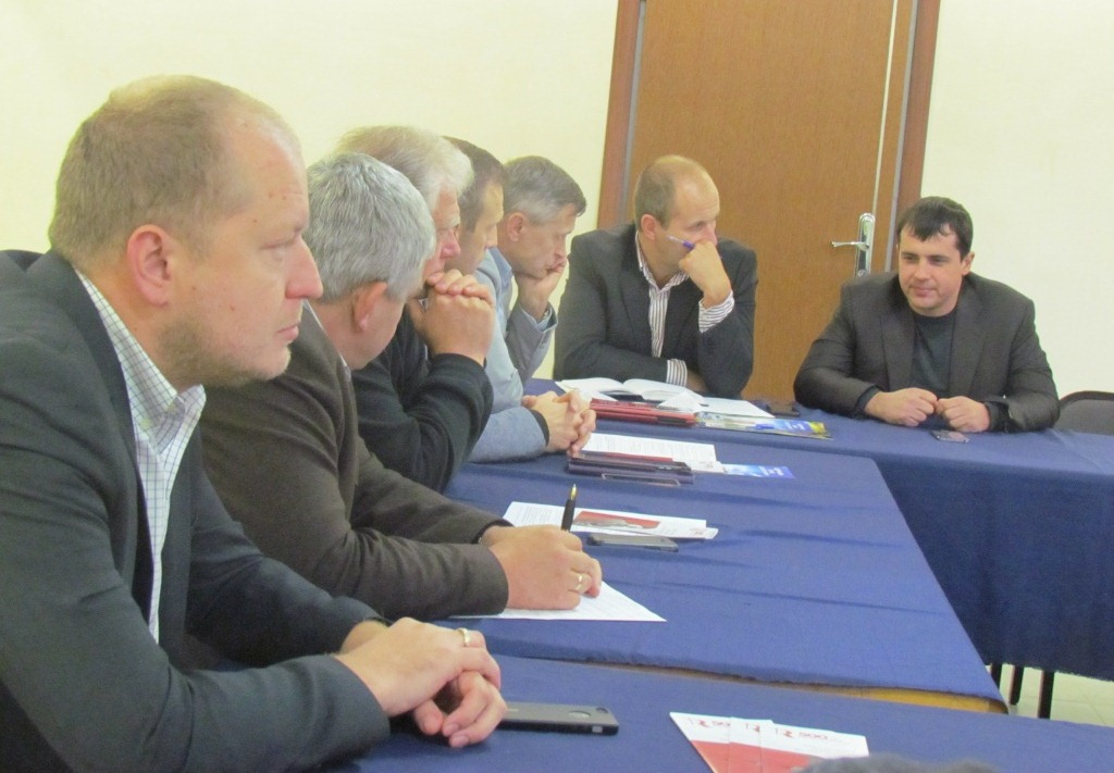 Баптисти України розробляють план святкування 500-річчя Реформації