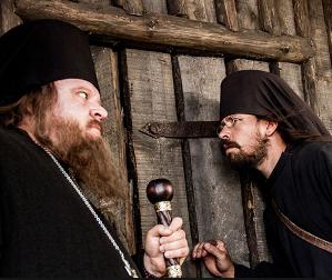 «Монах и бес» — Гран-при за стёб