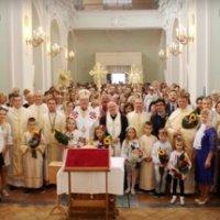 В Італії громаді УГКЦ передано храм, а в Об'єднаних Арабських Еміратах освячено першу каплицю УГКЦ