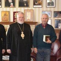 Карпатська єпархія УАПЦ обговорила з новопризначеним консулом питання співпраці з українською діаспорою в Німеччини