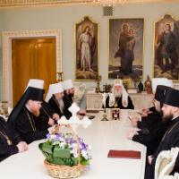 УПЦ КП створила комісію для узгодження з Константинополем питання про автокефалію