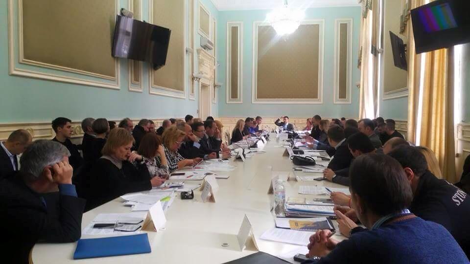 Комісія Київради розглядає майновий конфлікт УПЦ КП і УАПЦ