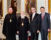Глава УПЦ КП обговорив з президентом Світового конгресу українців перспективи створення в Україні єдиної помісної Церкви