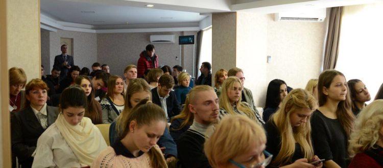 В Киеве прошел форум журналистов «Вечные ценности в новых медиа»
