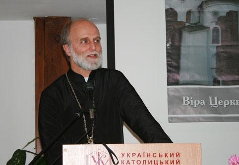 Єпископ УГКЦ розповів єпископам Європи про агресію Росії проти України