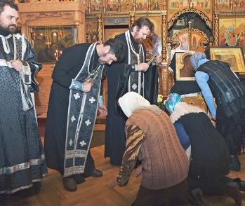 Миряне и Церковь в богословском осмыслении митр. Антония Сурожского