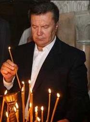 Генпрокуратура хочет вручить В. Януковичу подозрение по делу об УПЦ