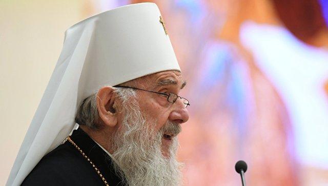 Сербский Патриарх: «Киев духовно неотделим от Москвы»