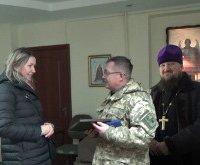 Священик УПЦ після 9 місяців капеланства у зоні АТО продовжує підтримувати військових і цивільних
