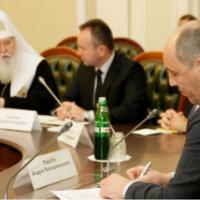 Голова парламенту розповів на Всеукраїнській Раді Церков про скорий приїзд Патріарха Варфоломія
