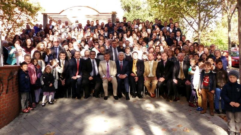 Українські п'ятидесятники розширюють роботу в діаспорі Іспанії та Італії