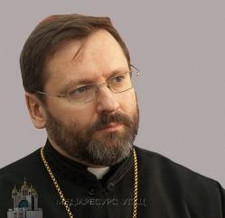 Глава УГКЦ: «Покарання за гріх впаде на того, хто почав війну»