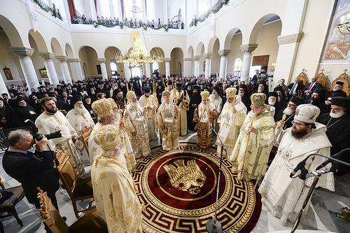 """Вселенский Патриарх назвал критиков Критского Собора """"нечестивцами"""" и пригрозил им разрывом евхаристического общения"""