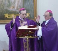 Апостольский нунций посетил римо- и греко-католиков Донецка и Луганска
