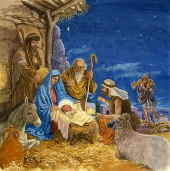Мир отмечает Рождество Христово. Константинополь провозгласил 2017-й «Годом защиты священного характера детства»