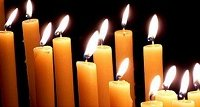 У кафедральному соборі УПЦ КП помолились за упокій душ загиблих поліцейських