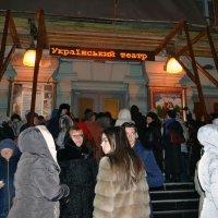 В Одесі російську православну співачку змусили виступати на вулиці