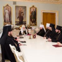 Синод УПЦ КП перейнявся якістю богослужбової та богословської літератури в єпархіях
