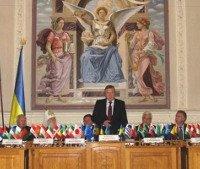 Глава УПЦ КП виступив на презентації щорічника «Україна дипломатична»