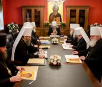 Синод УПЦ підкреслює важливість взаємодії зі Збройними Силами України